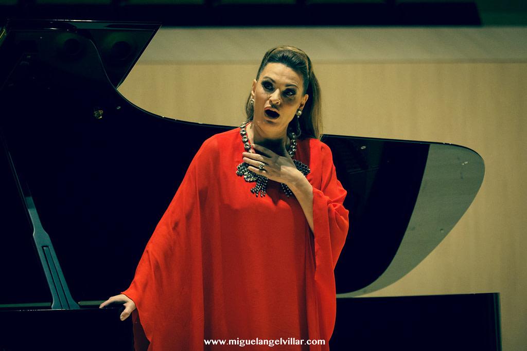 Ainhoa Arteta Concierto Torrevieja 2016