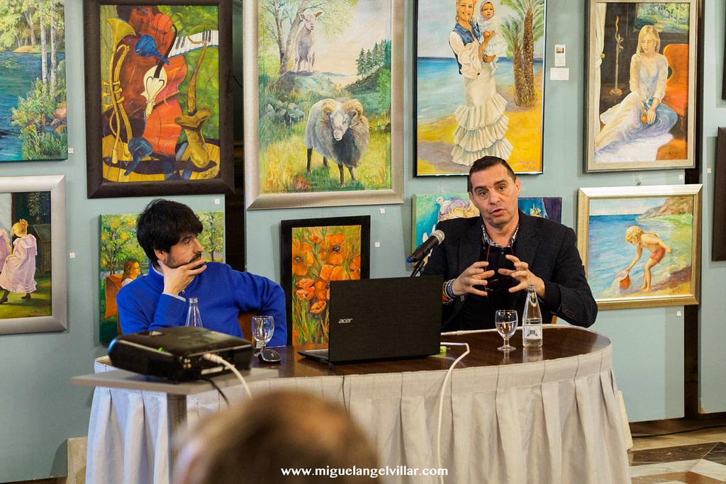 Jorge Olcina y de Javier Miró - Proyecto Mastral, El Tiempo En Torrevieja
