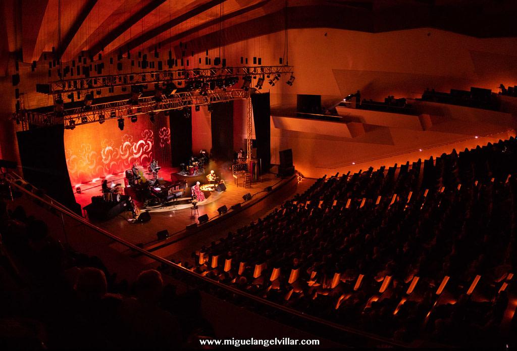 Pasión vega en concierto Alicante ADDA 2018