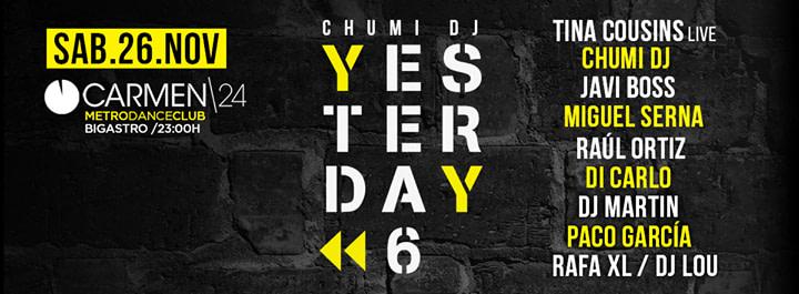 yesterday6 by chumi dj