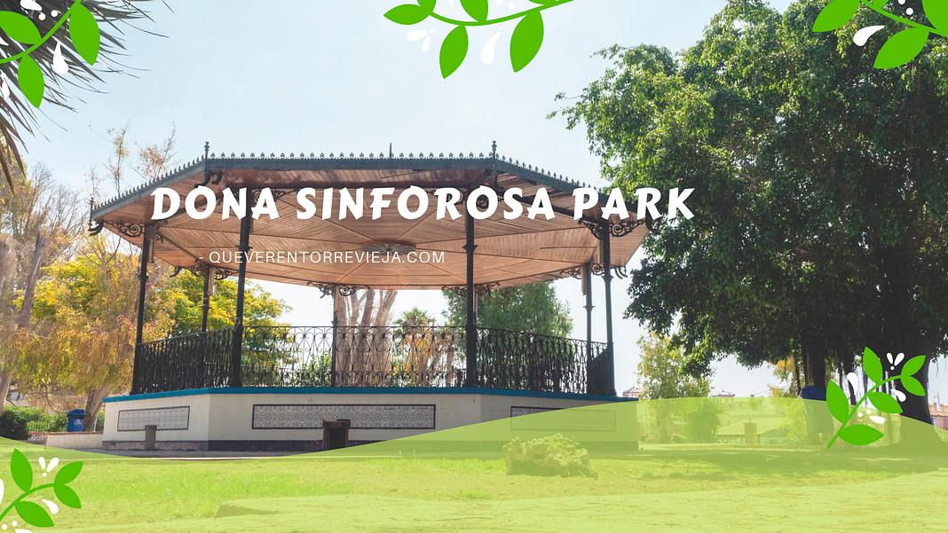 Dona Sinforosa Park Torrevieja