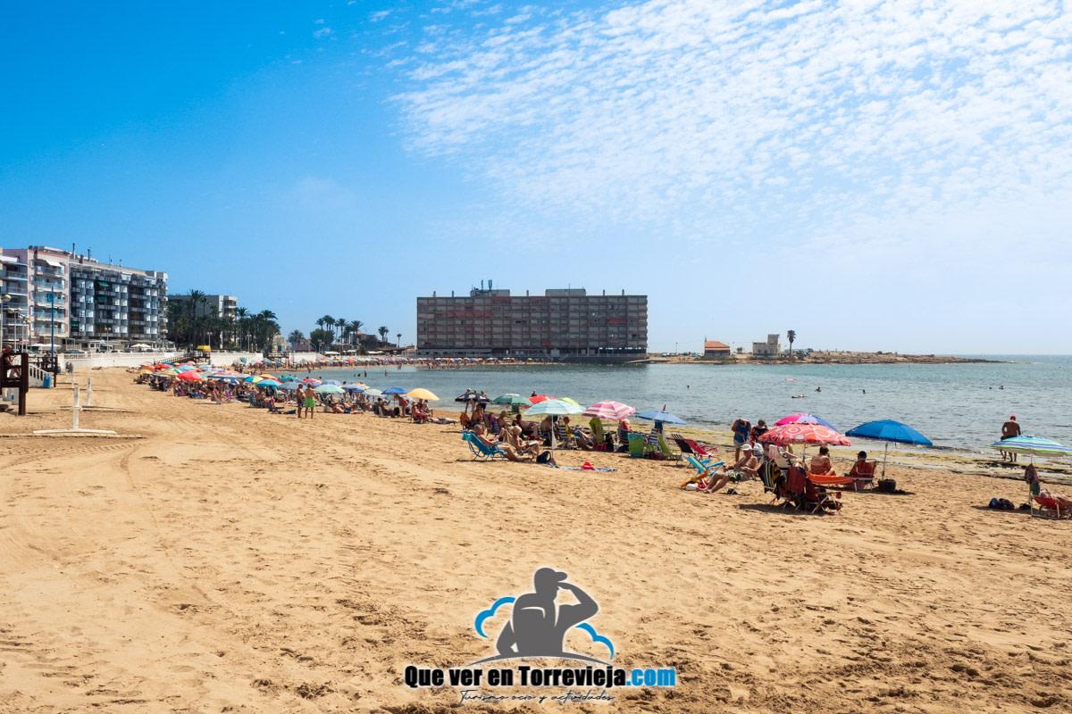 Playa de los locos - Que ver en Torrevieja