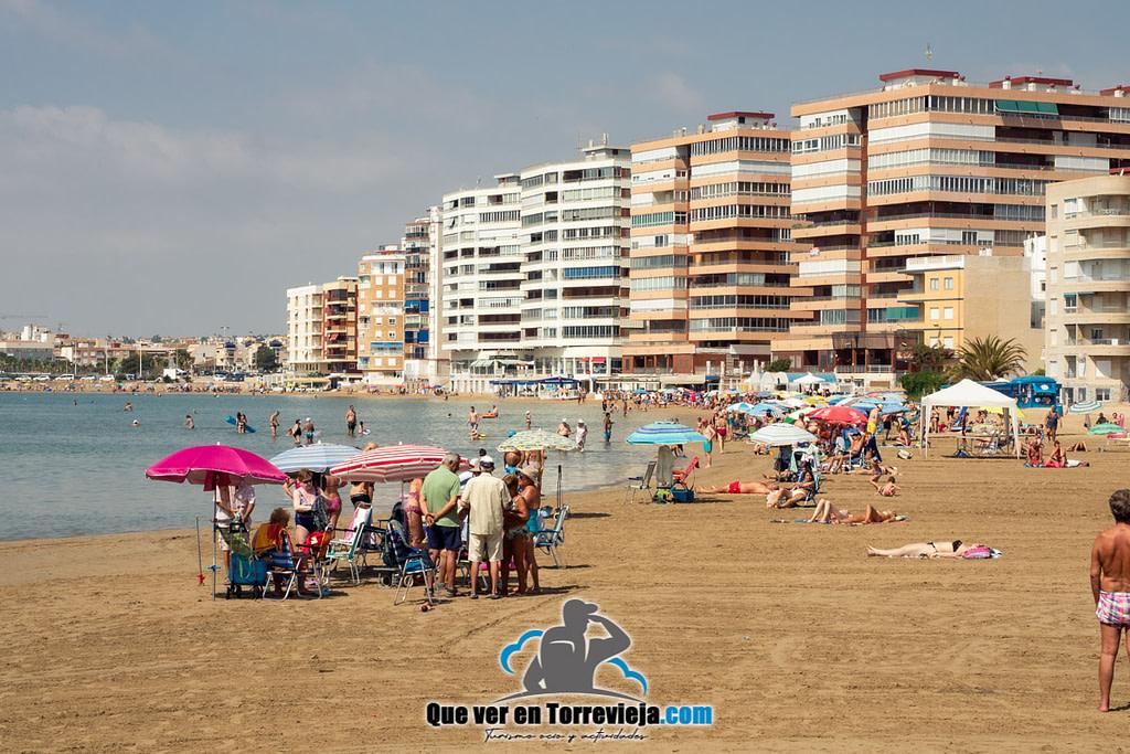 Playa del Acequión - Torrevieja