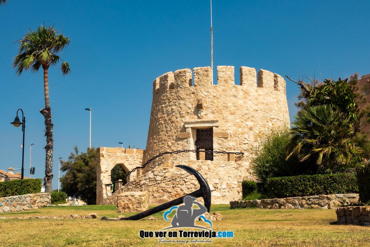Torre del Moro | Torrevieja