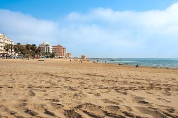 Playa De La Mata O Torrelamata Qué Ver En Torrevieja