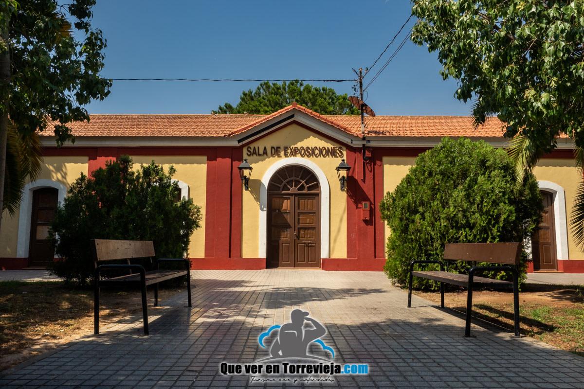 Parque de la estación - Torrevieja