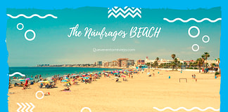 The Náufragos BEACH