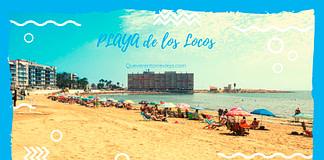 Playa de los Locos Torrevieja