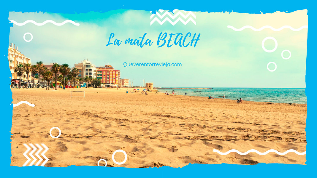 La mata Beach Torrevieja