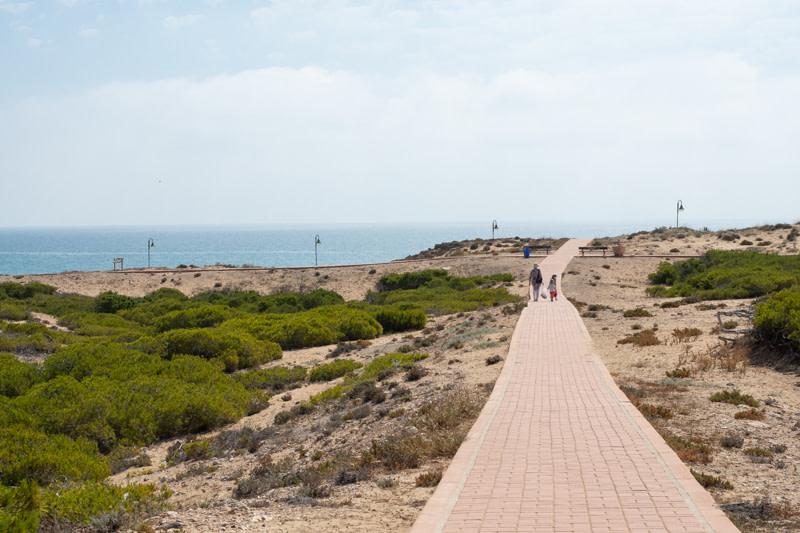 Parque del molino del agua - La Mata Torrevieja