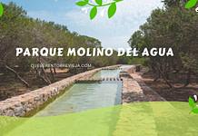 Parque Molino del agua Torrevieja